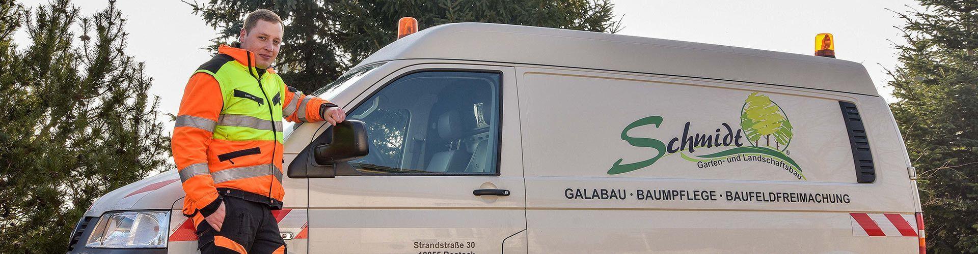 Kontaktieren Sie jetzt die Baumpflege Galabau Rostock!